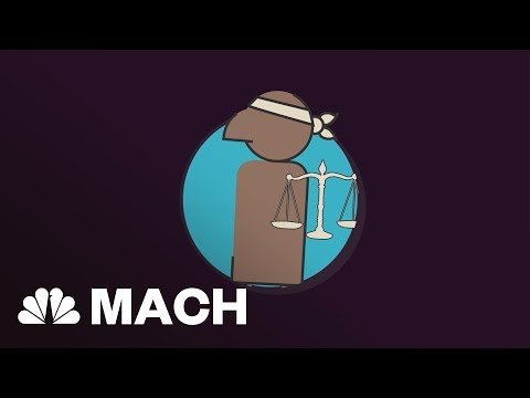 Beyond The Letter Of The Law: How Algorithms Are Changing The Legal World | Mach | NBC News