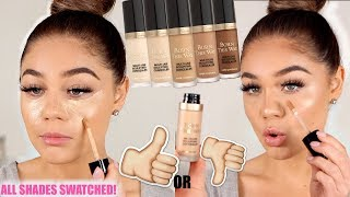 TOO FACED BORN THIS WAY SUPER COVERAGE SCULPTING CONCEALER Review   Blissfulbrii