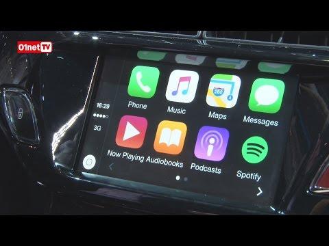 Salon de Francfort : Citroën démocratise CarPlay dans ses voitures
