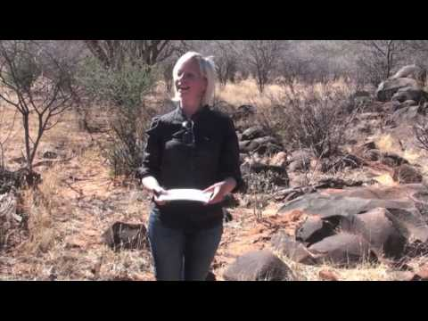 Geology of Erindi