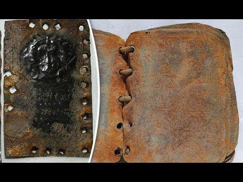 No Way! Oldest Metal Books Found Confirms Jesus, Unbelievable!