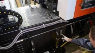 Пуско наладочные работы термопластавтоматов Siger