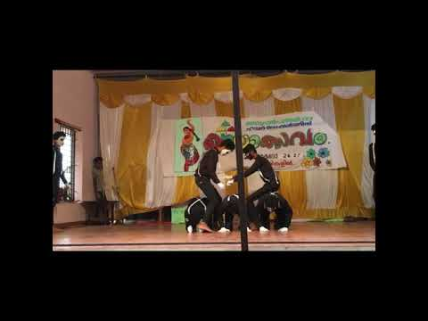 GHSS_MP_2K17 |FUNNY MIME SHOW |SOCIAL ISSUES |GREEN REBELLION |