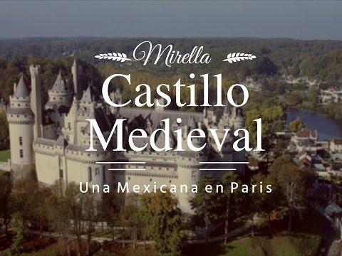 Castillo Medieval de Pierrefonds, FRANCIA  #Viajes #Turismo