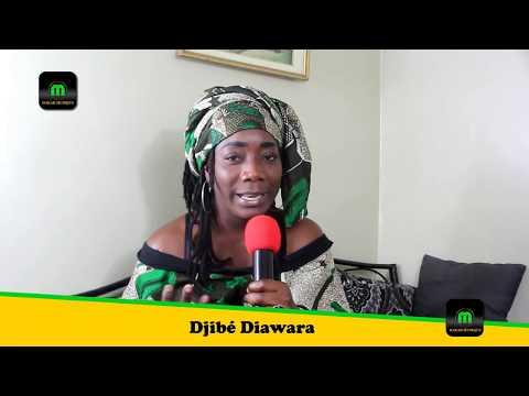 Djibé Diawara, une jeune artiste qui s'engage pour la protection de l'environnement