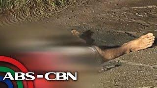 UKG: Umano'y tulak ng droga, patay sa buy-bust sa Bulacan