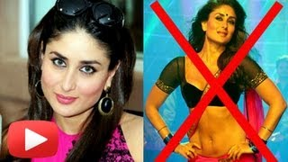 Kareena kapoor says no to item numbers [hd]