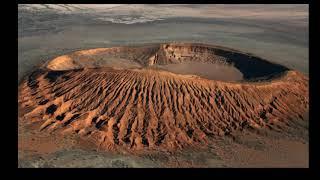 Réserve de biosphère El Pinacate et le Grand désert d'Altar