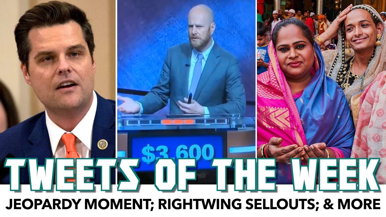 Tweets Of The Week | YouTube Sellouts; Conservative Projection; & More