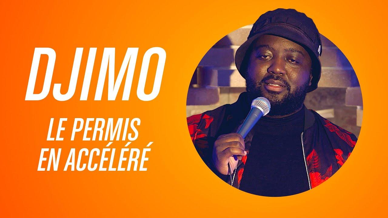 DJIMO - LE PERMIS EN ACCÉLÉRÉ