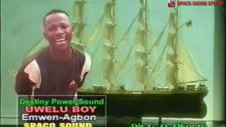 Emwen-Agbon by Uwelu Boy - Benin
