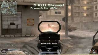 Call of Duty 4 - Multiplayer - Strike [HD] (PC)