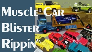 Muscle Car Hot Wheels Pack Rippin' – Video #226 – July 13th, 2017