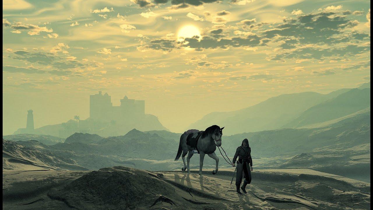 The Sacred Desert | Citydesert