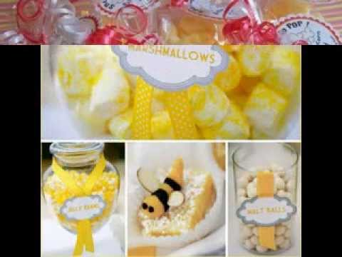 baby shower goody bag decoration ideas