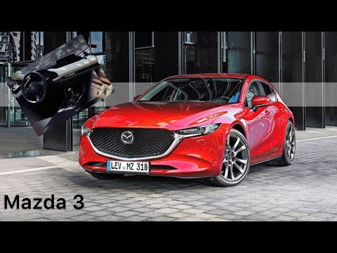 2020 Mazda 3: One of the best compacts looks to get even better!!