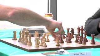 Tournoi international d'échecs à Montigny-le-Bretonneux