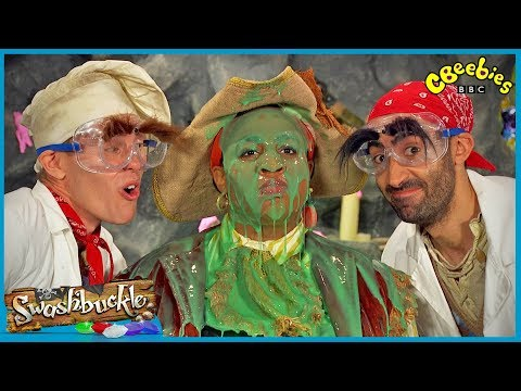 Top 5 Funniest Swashbuckle Moments