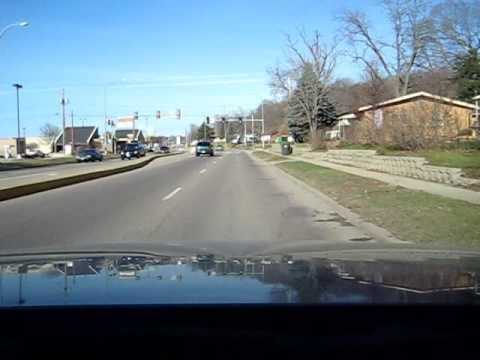 A Trip Up Hamilton Blvd in Sioux City, Iowa