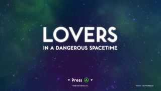 Haters play Lovers in a Dangerous Spacetime