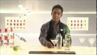 Smirnoff Green Apple Martini