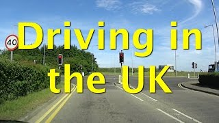 Driving in the UK for the first time - See what I did to make the transition easier.
