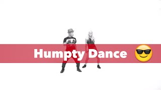 90 s moves learn the humpty dance w clubdanceking tutorial for beginners