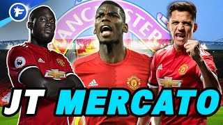 Manchester United va procéder à un grand ménage | Journal du Mercato
