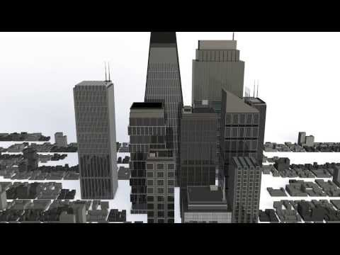 From local to global - building a modern financial centre