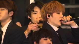 Download BTS Blanket Kick Live Mp3