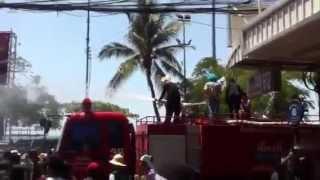 pattaya songkran festival 2013