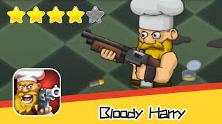 Bloody Harry Level 7 Walkthrough Chop Chop! Hunt veg zombies! Recommend index four stars