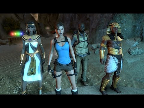 Review / Análisis videojuegos Lara Croft & The Temple of Osiris