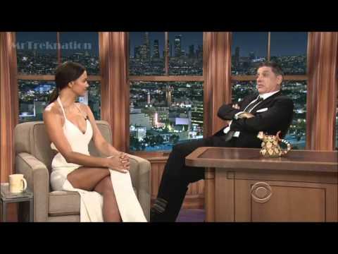 Irina Shayk (Hercules) - Interview - Craig Ferguson
