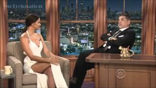 Irina Shayk (Hercules) - Interview - Craig Ferguson thumbnail