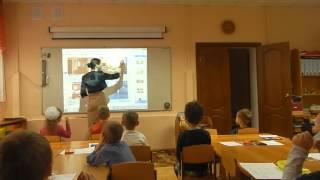 Логопед. Дефектолог. Фрагмент открытого занятия с детьми с ЗПР.