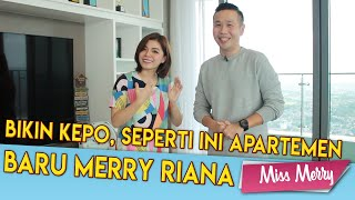 HOME TOUR APARTEMEN BARU ❤ | Vlog Miss Merry