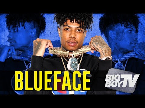 Blueface on Signing w Cash Money West Connecting w Drake & A Lot More