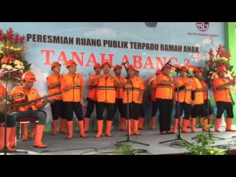 Lagu PPSU utk pa AHOk karya Angga PPSU Petojo SElatan jakarta Pusat