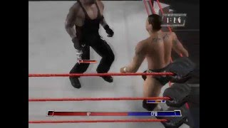 WWE vs. RAW 2007 pc game (by budyń)  FIGHT