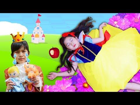 助けて!!まー王子!!!ヘアメイクプラッシュドールとおー姫☆himawari-CH