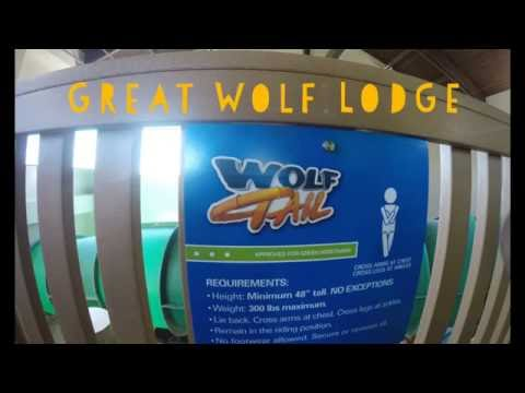 Wolf Tail at Great Wolf Lodge (Garden Grove, CA)
