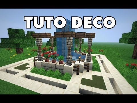 Awesome Beau Jardin Minecraft Pictures - Design Trends 2017 ...