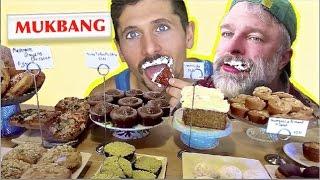 Baixar 50 dollar baked goods (MUKBANG)
