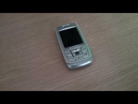 Samsung sgh e250 silver
