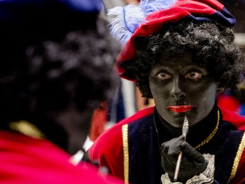 Black Pete, Christmas, Negroes and Krampus.