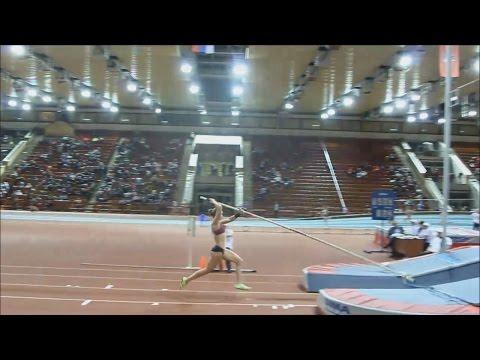 Women's Pole Vault - Anastasiya Savchenko - 4.60 - SILVER