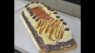 Limonlu yaş pasta tarifi || pandispanyasi pamuk gibi ve çok kolay