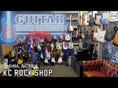 Guitar Search Saturdays Episode #22 - KC's Rock Shop