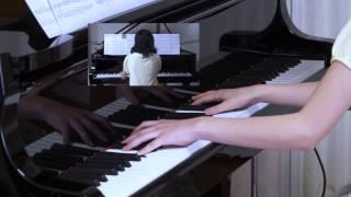 2015年3月28日 録画、 使用楽譜;月刊ピアノ2015年4月号.